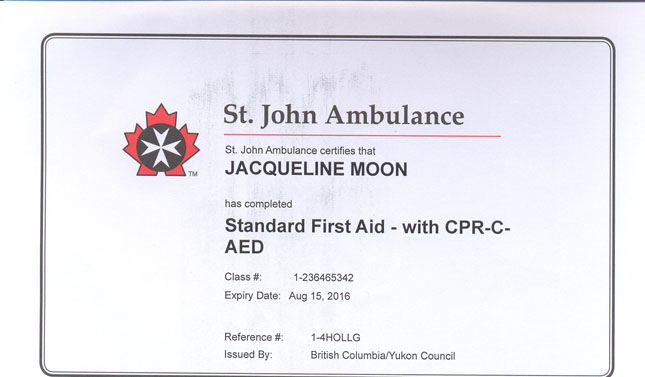 St johns ambulance first aid training free